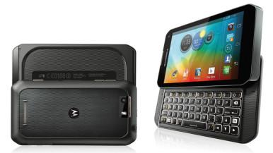 Motorola Photon Q 4G LTE ima fizičku QWERTY tastaturu