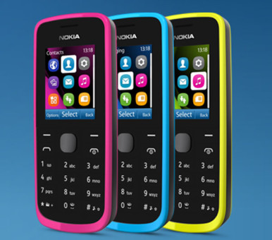 Nokia 113 dolazi u 4 boje