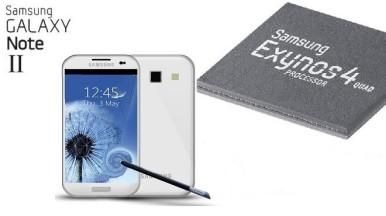 Samsung Galaxy Note 2 bi trebalo da ima quad-core procesor sa 1,4-2,0 GHz