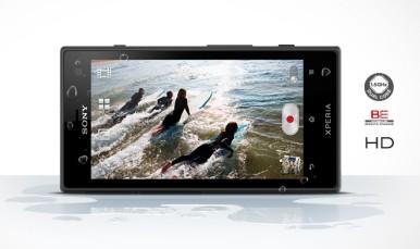 Sony Xperia Acro S poseduje 4,3-inčni LCD ekran visoke rezolucije