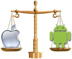 Android i iOS ljuljaju svetom