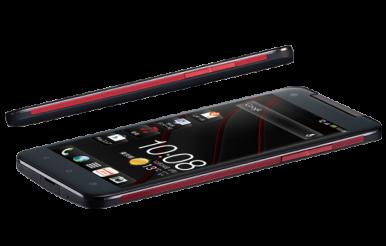 Iako velikih dimenzija, HTC J Butterfly tanak je svega 9,1 mm