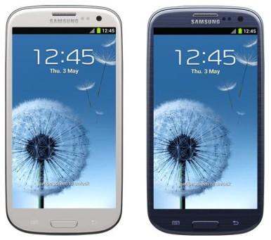 Galaxy S3 je trenutno dostupan od vise boja nego Note 2