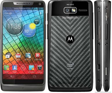 Motorola RAZR i XT 890 je fantastične izrade