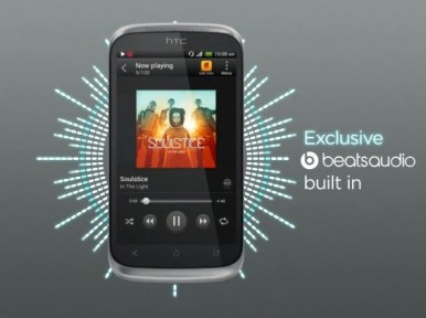 HTC Desire X se može pohvaliti izuzetnim kvalitetom zvuka