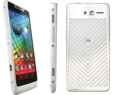 Motorola RAZR i XT 890, jak procesor, brz internet