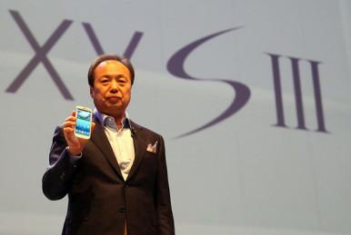 Maj 2012. godine: predstavljanje ovog moćnog smartfona