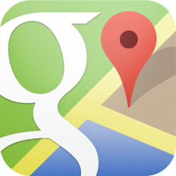 gogle maps for ios 1