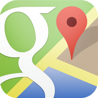 Google Maps za iOS