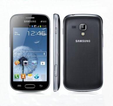 """Galaxy S Duos je dizajnerski fantastično izveden i neodoljivo podseća na ekskluzivnog """"starijeg brata"""" Samsung Galaxy S3"""