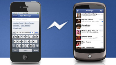 "Facebook aplikacija za Android trenutno je ograničena na ""slanje"" glasovnih poruka"