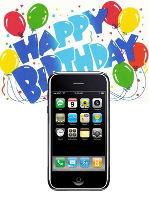 iPhone je napunio šest godina :)