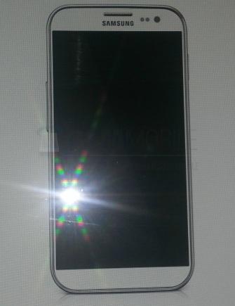 Samsung Galaxy S4: mogući izgled