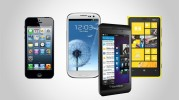 BlackBerry Z10 vs samsung galaxy s3 vs iphone 5 vs nokia lumia 920_1