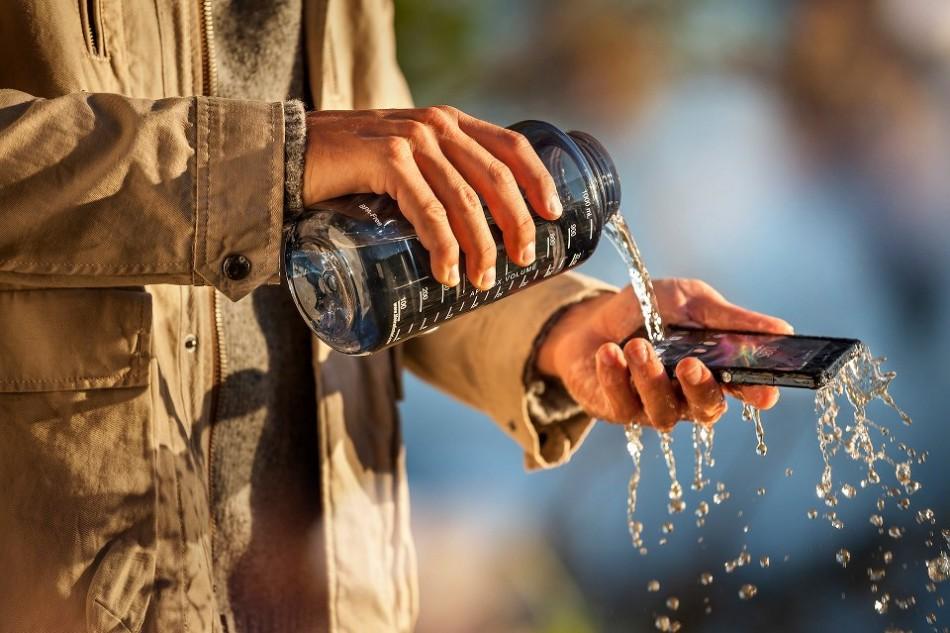 Sony Xperia Z je sertifikovano otporna na vodu i prasinu