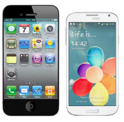 iPhone 5S i Samsung Galaxy S4 mini 1