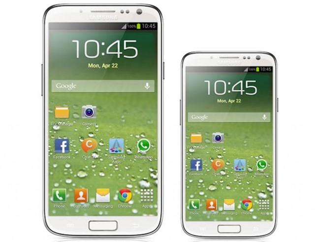 iPhone 5S i Samsung Galaxy S4 mini