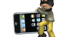 iphone kradja