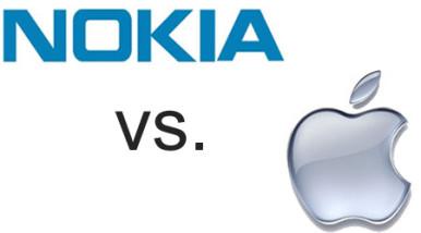 Nokia vs iPhone kamera