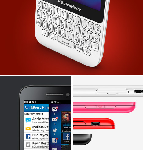BlackBerry Q5 4