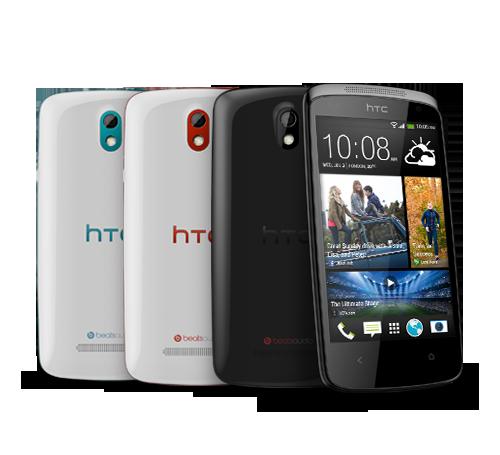 HTC Desire 500 3