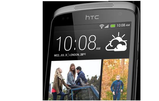 HTC Desire 500 5
