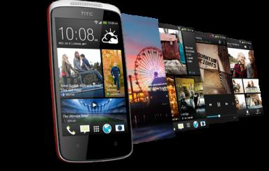 HTC Desire 500 6