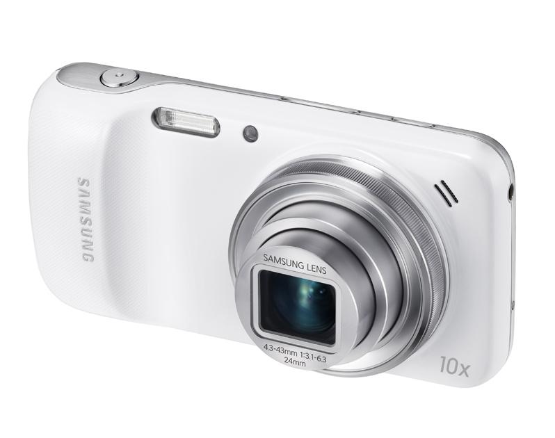 Samsung Galaxy S4 Zoom 5