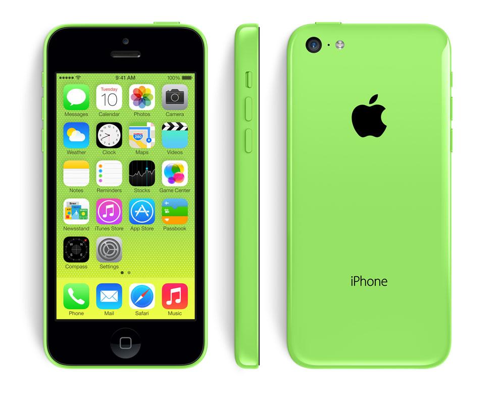 iPhone 5C 6