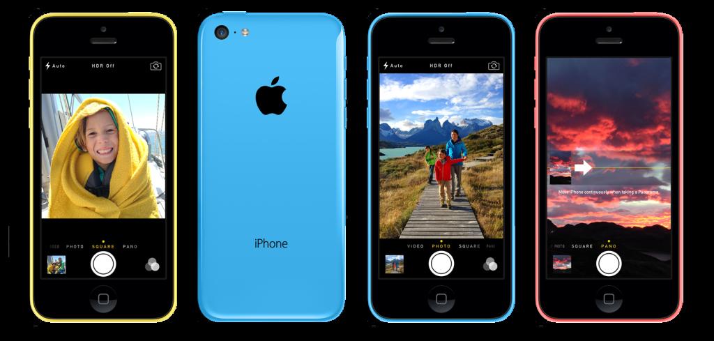 iPhone 5C 7