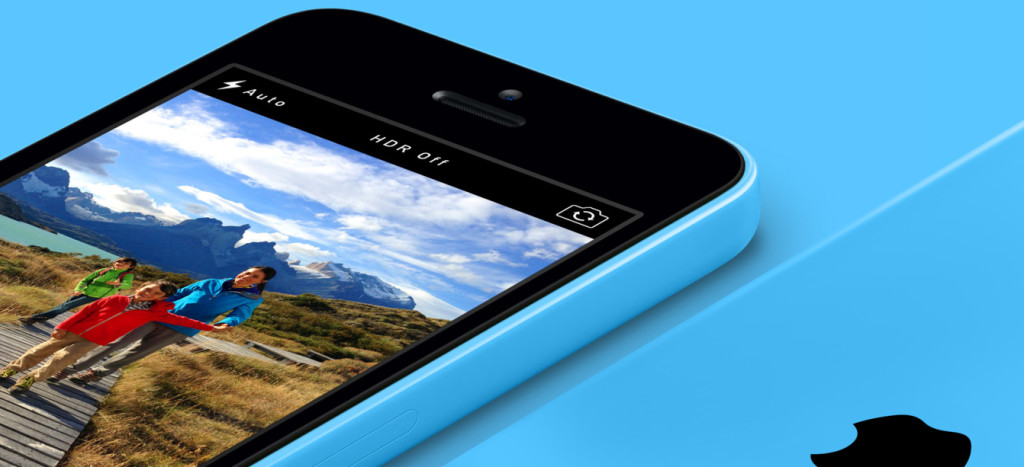 iPhone 5C 8