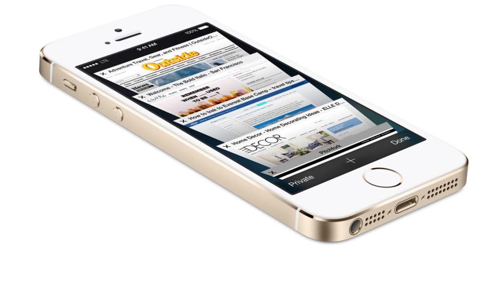 iPhone 5S 12
