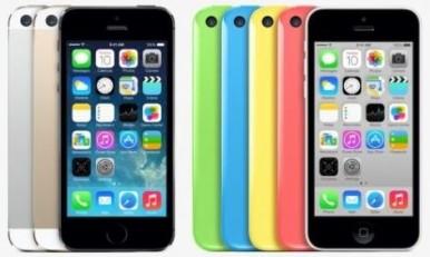 iPhone 5S vs iPhone 5C  1