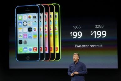 iPhone 5S vs iPhone 5C 2