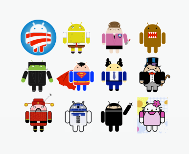 Android logo 4