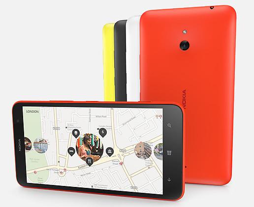 Lumia 1320 3