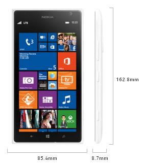 Lumia 1520 3