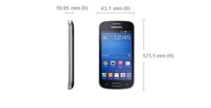 Samsung Galaxy Trend Lite 3