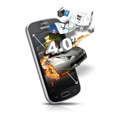 Samsung Galaxy Trend Lite 4