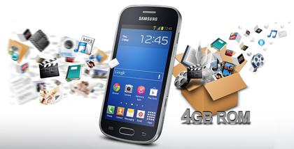 Samsung Galaxy Trend Lite 5