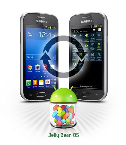 Samsung Galaxy Trend Lite 6