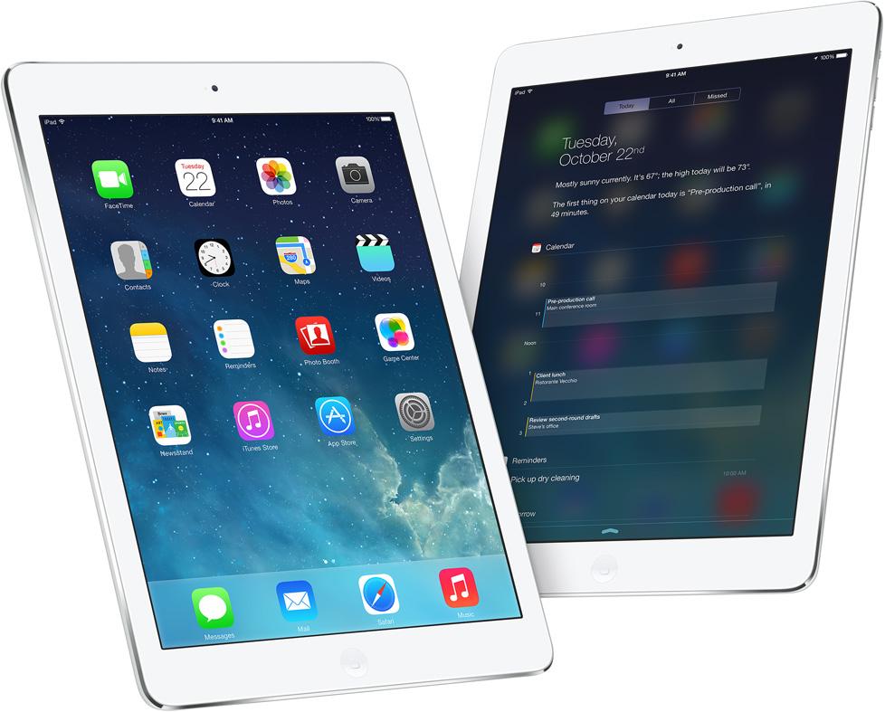 iPad Air 10