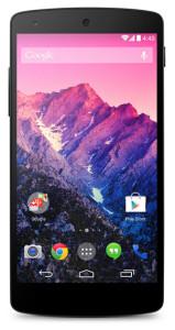 Nexus 5 vs LG G2