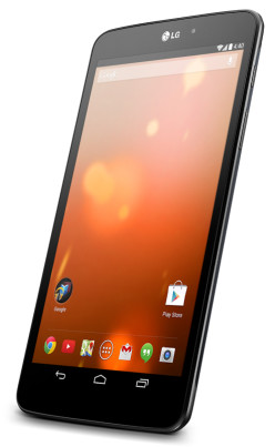 LG G Pad 8.3 Google Play Edition 1