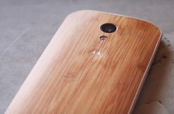 Moto X bambus 1