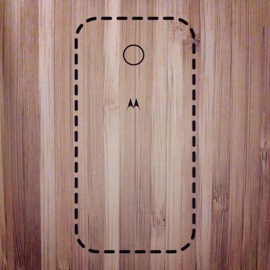 Moto X bambus 2