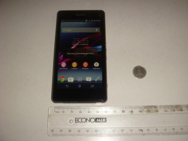 Sony Xperia Z1S 2