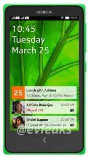 Android Nokia 1