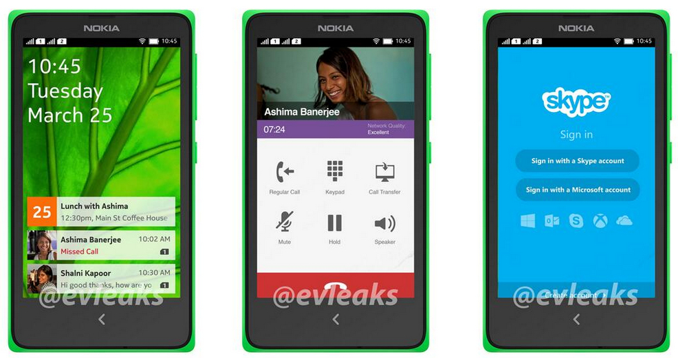 Android Nokia 2
