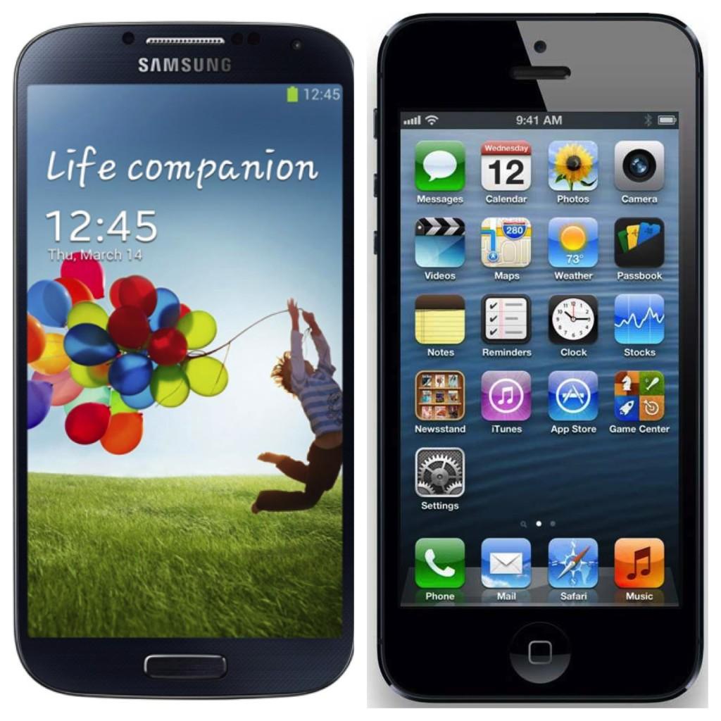 Apple i Samsung SAD 1